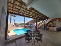 Casa com 5 dormitórios à venda, 180 m² por R$ 450.000 - Fluminense - São Pedro da Aldeia/R