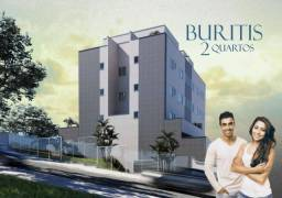 Título do anúncio: Apartamento à venda com 2 dormitórios em Buritis, Belo horizonte cod:5512