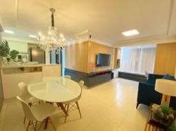 Apartamento todo projetado em Manaíra, com 3 quartos