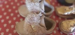 Vendo Calçado infantil kit