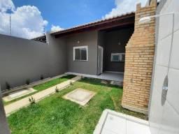 D.P casa nova 3 quartos e 2 banheiros com excelente acabamento