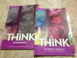 Livro de inglês - Think 2