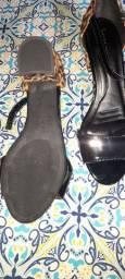Vendo sandália nova nunca usada