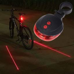 Lanterna bike laser
