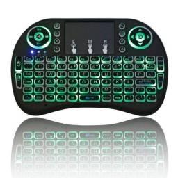 Mini teclado LED zerado