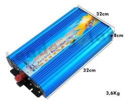Inversor off grid 24v 110v 2500W 5000W onda senoidal pura TSM