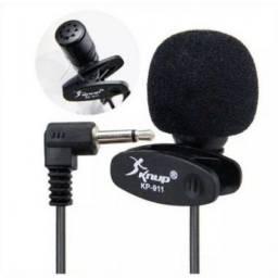 Microfone de Lapela KP-911 ? Knup