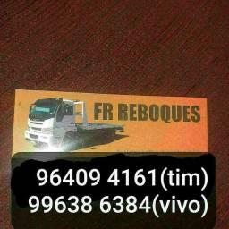 FR REBOQUES serviços de reboques e recargas de baterias