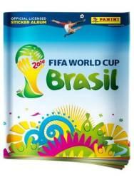 Álbum de figurinha completo Copa do Mundo 2014 ( Brasil )