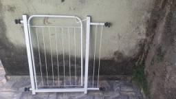 Portão de segurança para crianças, idosos e pet