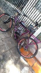 Vendo bicicleta motorizada 80cc