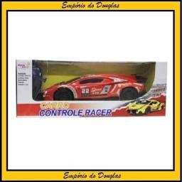 Brinquedo Carro Controle Remoto Racer Collection 26cm (Entrega Imediata!!)