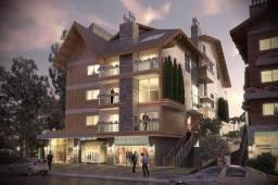 Apartamento com 1 dormitório à venda, 62 m² por R$ 635.944,47 - Centro - Canela/RS