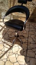 Cadeira de salão hidráulica