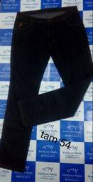 Calças masculina plus size