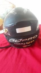 capacete muito novo