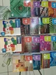 Livros coleção Pitágoras 9º ano (atualizada)- Colégio Biangulo
