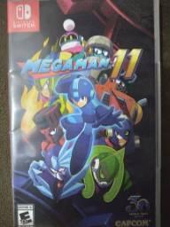 Megaman 11 seminovo