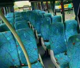 Micro ônibus parcelamento