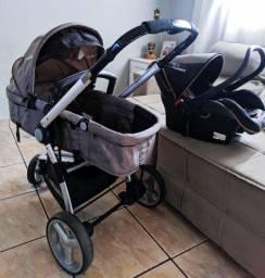 Carrinho Bebê kiddo Compass ii - Carrinho, Moisés berço e bebê Conforto!