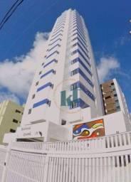 Apartamento com 2 dormitórios à venda, 61 m² por R$ 323.000,00 - Manaíra - João Pessoa/PB