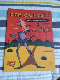 Dom Quixote em quadrinhos; Vol. 1