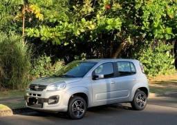 Fiat uno attractive 2017 1.0