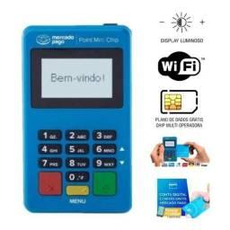 Uber Maquininha de Cartão mini chip D175 60,00