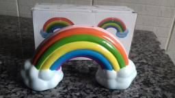 Enfeite arco-íris NOVO