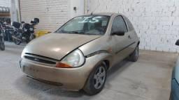 Peças Sucata Ford Ka Zetec Gl 1.0 Com Ar E Direção 97 A 2006