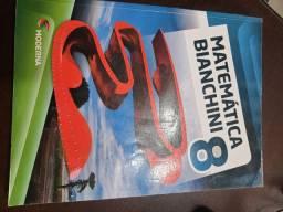 Livro: Matemática Bianchini - 8º ano