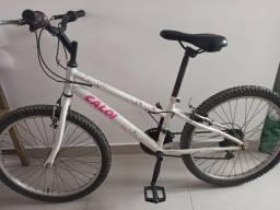 Bicicleta Caloi Cecí
