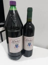Vinho artesanal
