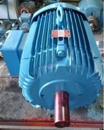 Motor Elétrico Weg 40cv 4 Polos 1775 Rpm 220/380/440v