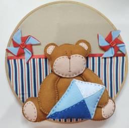 Decoração Urso Porta de Maternidade