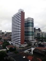 Apartamento com 3 dormitórios para alugar, 64 m² por R$ 2.100,00/mês - Torre - Recife/PE