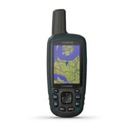 GPS Garmin 64x, sx e csx