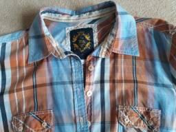 Camisa feminina Tng