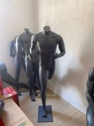 Manequins Corpo Inteiro de Fibra