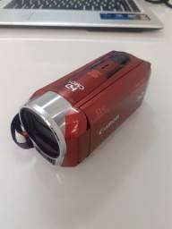 Câmera Filmadora Canon Ivis HFR32 - Estado de nova!