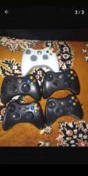Xbox 360, desbloqueado, tudo original, ótimo Estado