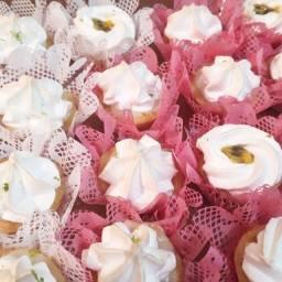 Mini tortinhas para  festa