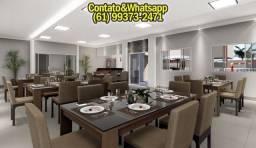 Título do anúncio: Apartamento para Comprar em Goiania, com 2 Quartos (1Suíte), Lazer Completo! Parcelamos!