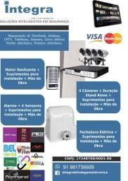 Serviços Tecnicos de Informatica e Sistema de Cameras