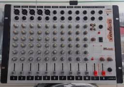 Mesa de som Winvox 10 Canais