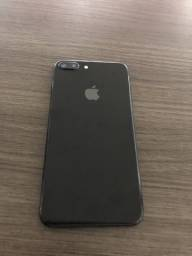 iPhone 7 Plus 32 semi novo PARCELO NO CARTÃO