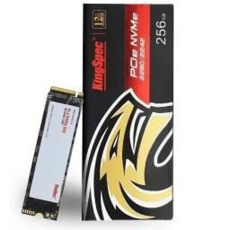 SSD M.2 NVME 2280 Kingspec 240GB NE-240 - Realengo