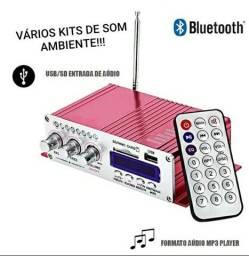 Kit Som Ambiente
