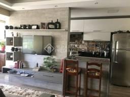 Apartamento à venda com 2 dormitórios em Jardim carvalho, Porto alegre cod:317737