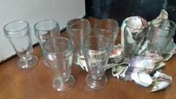 Taças para milkshek  500 ml